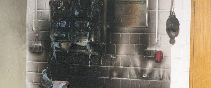 Einsatz 17/2017 (05.12.2017) Feuer2: Feuer in Werkstatt