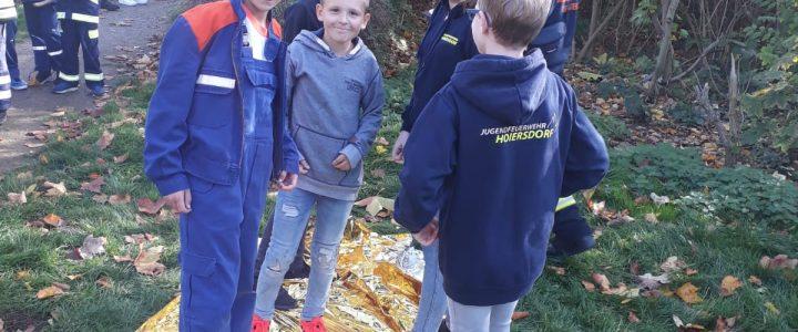 O-Marsch zum Jahresabschluss der Jugendfeuerwehren des Kreises Helmstedt