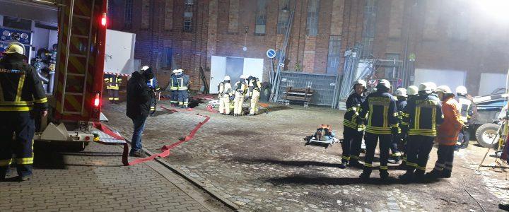 29. Traditionsübung der Feuerwehren Hoiersdorf und Hötensleben